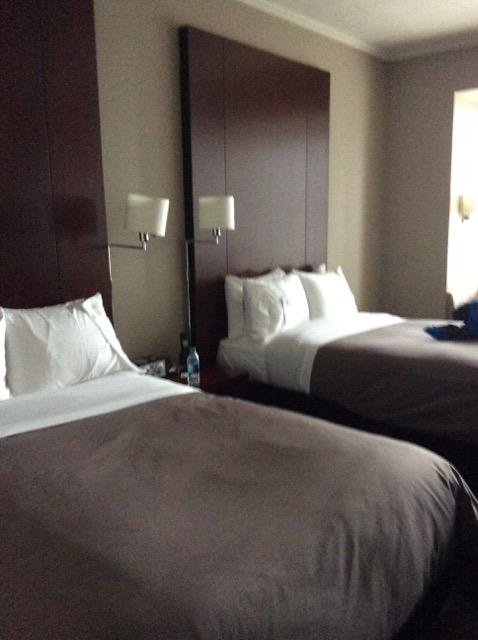 W Seattle Hotel - 2 Double beds