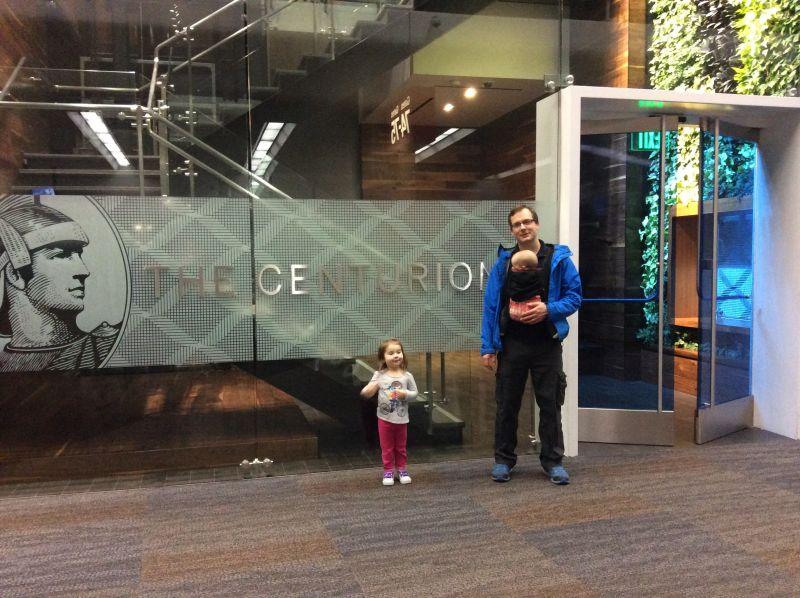 American Express CENTURION Lounge San Francisco (SFO) Trip Report