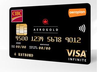 CIBC Aeroplan and Aventura Infinite No Annual Fee First Year + Bonus